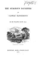 The Surgeon's Daughter and Castle Dangerous