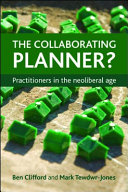 The collaborating planner? Book