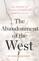 Pdf The Abandonment of the West Telecharger