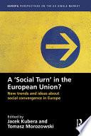 A Social Turn In The European Union