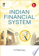 Indian Financial System  5th Edition