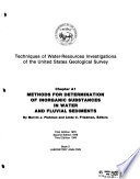 Techniques of Water resources Investigations of the United States Geological Survey Book PDF