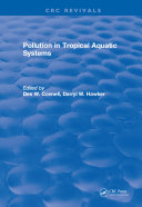 Pollution in Tropical Aquatic Systems
