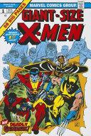 The Uncanny X Men Omnibus Volume 1  New Printing