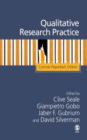 Qualitative Research Practice Pdf/ePub eBook