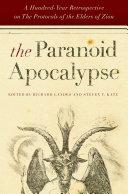 The Paranoid Apocalypse [Pdf/ePub] eBook
