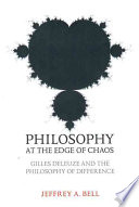 Citation Nietzsche Chaos : Philosophy at the edge of chaos: gilles deleuze and the philosophy