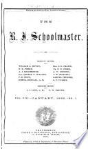 The Rhode Island Schoolmaster