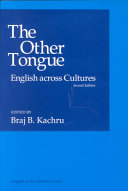 Pdf The Other Tongue