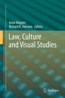 Law  Culture and Visual Studies