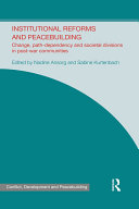 Institutional Reforms and Peacebuilding