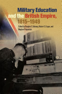 Military Education and the British Empire  1815   1949
