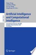 Artificial Intelligence And Computational Intelligence