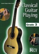 Classical Guitar Playing: Grade 3