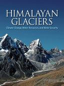 Himalayan Glaciers Book