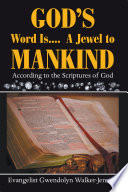 God s Word Is     a Jewel to Mankind
