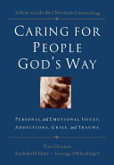 Caring for People God s Way