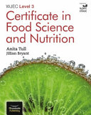 Wjec Level 3 Certificate In Food Science And Nutrition