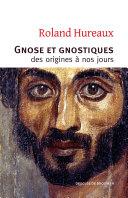 Pdf Gnose et gnostiques Telecharger