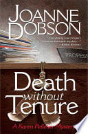 Death Without Tenure Book