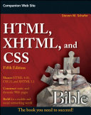 Pdf HTML, XHTML, and CSS Bible