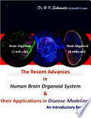 The Recent Advances In Human Brain Organoid System And Their Applications In Disease Modeling An Introductory Review  Book PDF