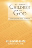 Becoming Children of God