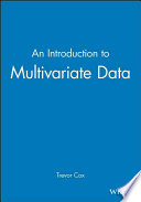 An Introduction to Multivariate Data