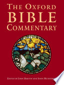 The Oxford Bible Commentary