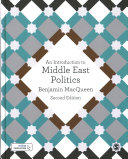 Cover of An Introduction to Middle East Politics