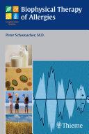 Biophysical Therapy of Allergies Pdf/ePub eBook