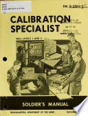 Calibration Specialist