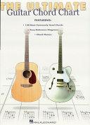 Ultimate Guitar Chord Chart (Music Instruction) [Pdf/ePub] eBook