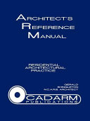 Architect s Reference Manual