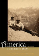 America A Concise History Combined Volume