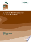 Geotechnical and Geophysical Site Characterization 4
