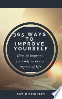 365 Ways to Improve Yourself