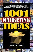 1001 Marketing Ideas