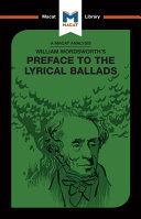 William Wordsworth s Preface to The Lyrical Ballads