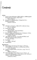 Journal Of Library History Philosophy And Comparative Librarianship
