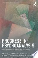 Progress in Psychoanalysis