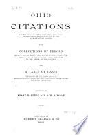 Ohio Citations