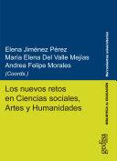 Pdf Los nuevos retos en Ciencias sociales, Artes y Humanidades Telecharger