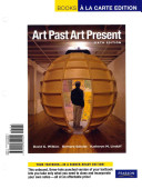 Art Past  Art Present  Books a la Carte Edition