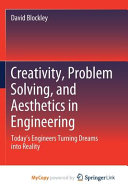 Creativity  Problem Solving  and Aesthetics in Engineering
