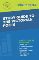 Study Guide to the Victorian Poets
