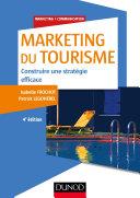 Pdf Marketing du tourisme - 4e éd. Telecharger
