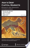Asia's Debt Capital Markets