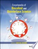 Encyclopedia of Biocolloid and Biointerface Science  2 Volume Set