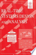REAL-TIME SYSTEMS DESIGN & ANALYSIS 3rd Ed.